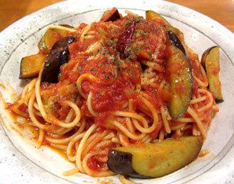 190222_Pasta「トマトなすびスパゲティ」