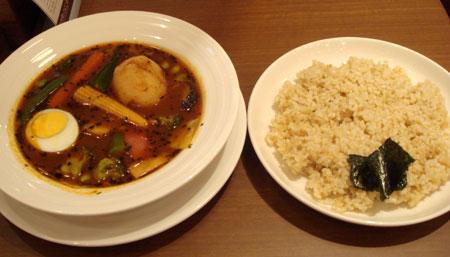 070419_14種の野菜のスープカレー