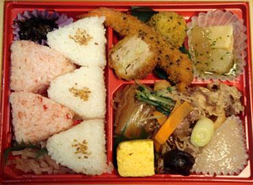090527_セブンイレブン「ちちんぷいぷい 角の☆印弁当」