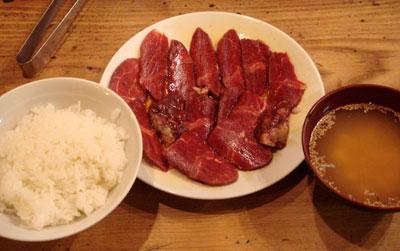 090907_山水苑「焼肉ランチ」