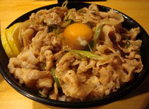 091125_伝説のすた丼屋「すた丼」