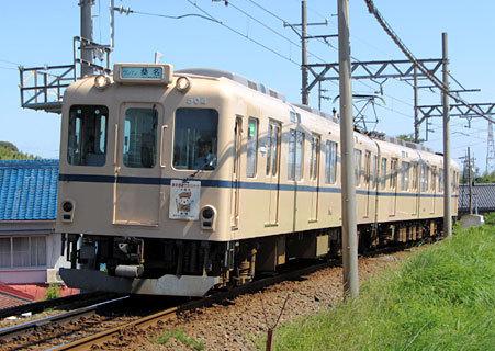 160602_養老鉄道600系(センロクカラー)