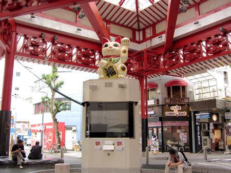 170525_大須商店街・招き猫