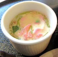170526_白壁カフェ花ごよみ・茶碗蒸し
