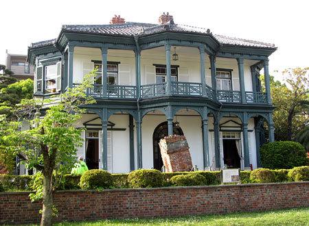 190503_相楽園・旧ハッサム住宅