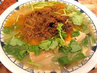 200107_野菜を食べるごちそうとん汁 ごちとん「キーマカレー豚汁」